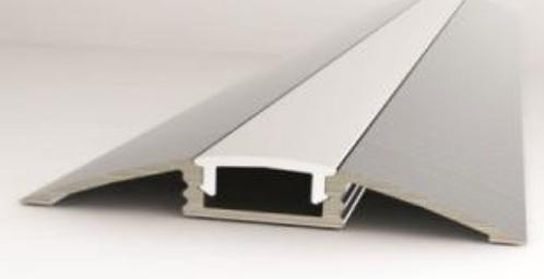 LED Aluminum Channel (Floor mount / 1 LED strip)