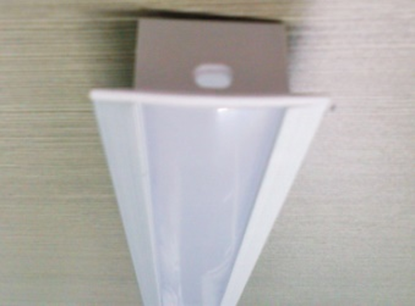 LED Aluminum Channel (Recess mount for 2 LED strips)