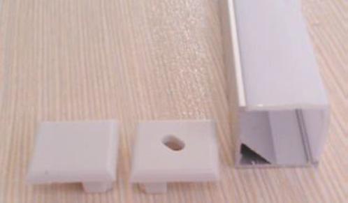 LED Aluminum Channel (Square lens for LED strip)