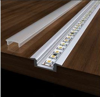 LED Aluminum Channel (Recess mount for LED strip)