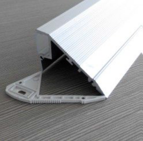 LED Aluminum Channel (Stairs / Downward light / 1 LED strip)