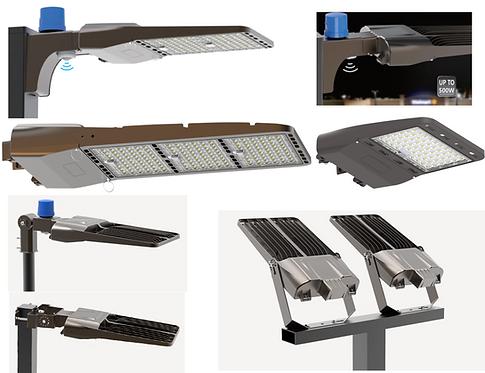 LED Area/Landscape lights  HD-series