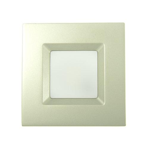 LED 4 inch Recessed Retrofit Light (B) - Satin Nickel