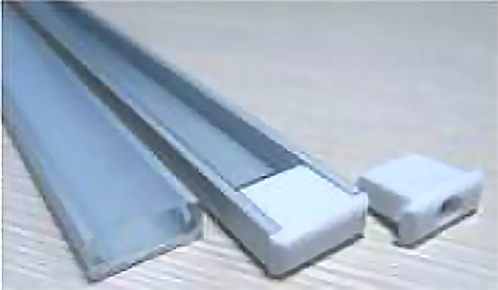 LED Aluminum Channel (1 LED strip)