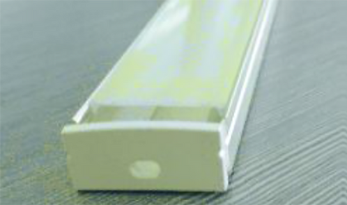 LED Aluminum Channel (w/reflector)