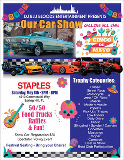 Car Show Hernando County - May 8th