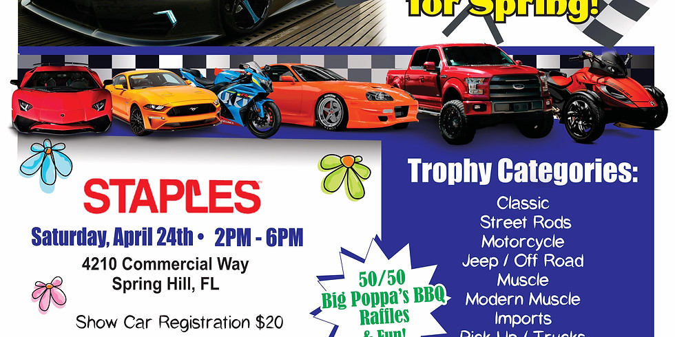 Car Show 4021 Commercial Way Spring Hill Fl
