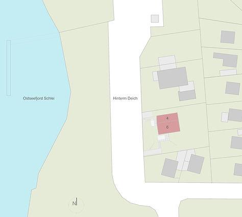 Fjordhaus Schlei Ferienhaus Ostsee Kappeln