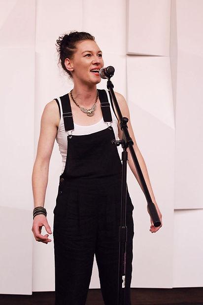 Tarns Hood Performance Poet Slam Poet