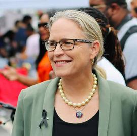 Congresswoman Carolyn Bourdeaux