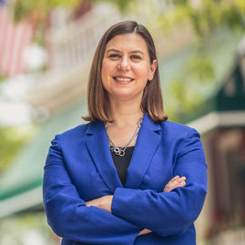 Congresswoman Elissa Slotkin