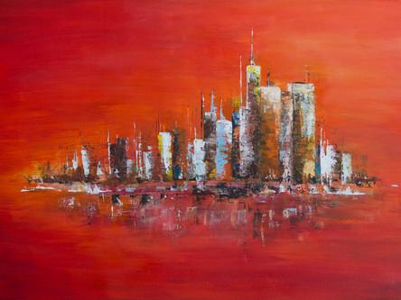 """Carole d'Eyssautier expose """"Colors of Art"""""""