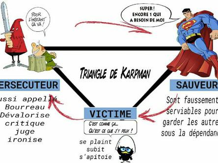Coffee & Coaching FreeStyle:Le triangle De Karpman