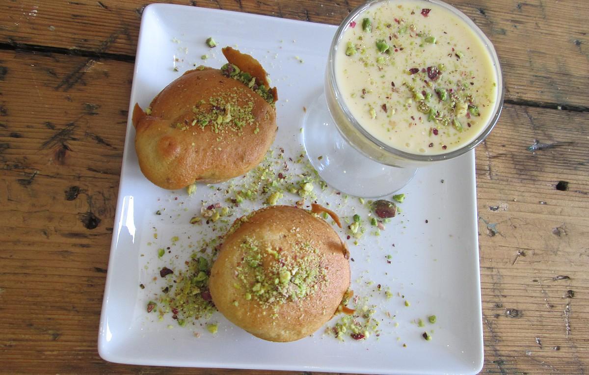 muffins à la pistache (1)