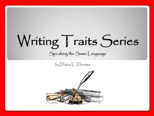 Writing Traits: Speaking the Same Language