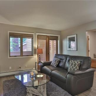 Lake Tahoe Rental Living Room
