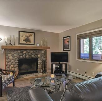 Incline Village Rental Living Room