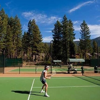 Lake Tahoe Rental Tennis