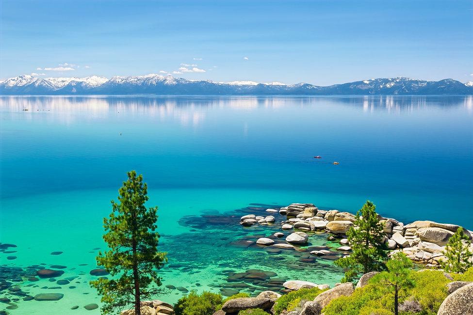 Lake Tahoe Scenic view