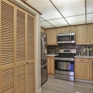 Lake Tahoe Rental Kitchen