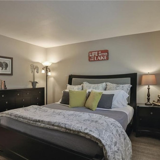 Incline Village Rental Bedroom