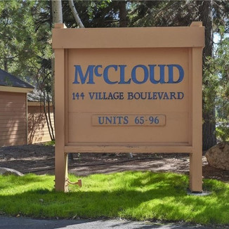 Lake Tahoe Rental McCloud Property