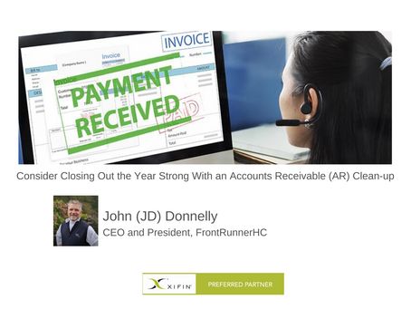 Close out the year strong with an Accounts Receivable clean-up (as seen on Xifin's website)