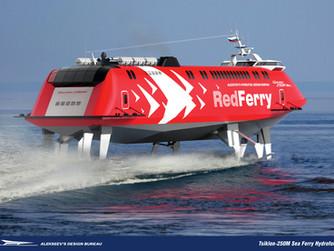Công ty VISEC ký thỏa thuận hợp tác với Công ty thiết kế tàu cánh ngầm R.E Alexeev's Central Hdrofoi