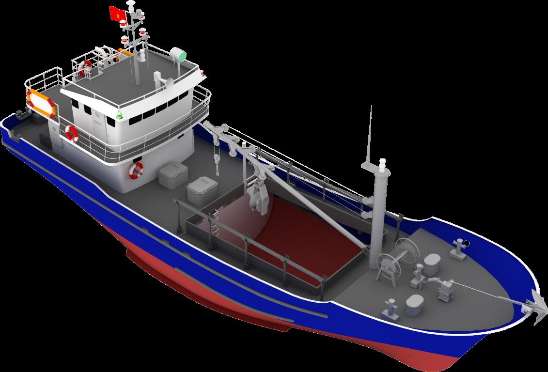 Gillnets Fishing vessel