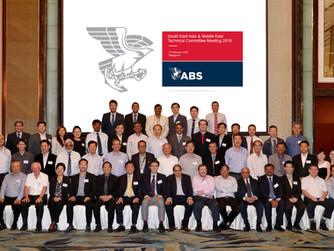 VISEC tham dự cuộc họp hội đồng kỹ thuật SEA & ME của đăng kiểm ABS