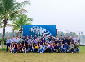TEAM BUILDING 2020 CÔNG TY VISEC