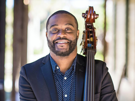 Brandon Robertson: World-Acclaimed Jazz Bassist brings a soulful flavor to Southwest Florida