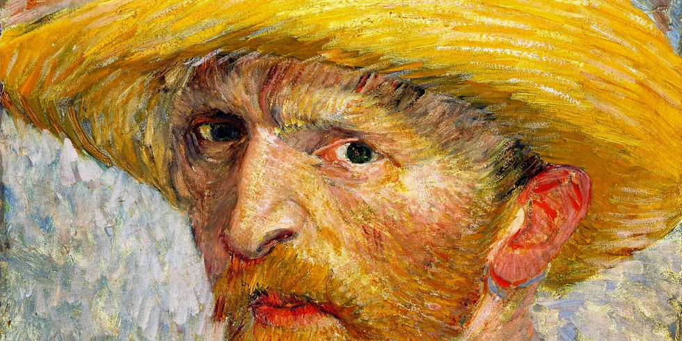 Stories of the Masters: Vincent van Gogh