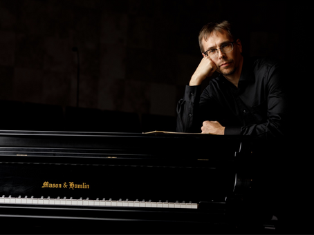 Southwest Florida's Renowned Master composer and musician, Dr. Jason Bahr