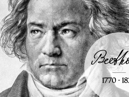 Celebrating Ludwig van Beethoven, Master Composer and Musician
