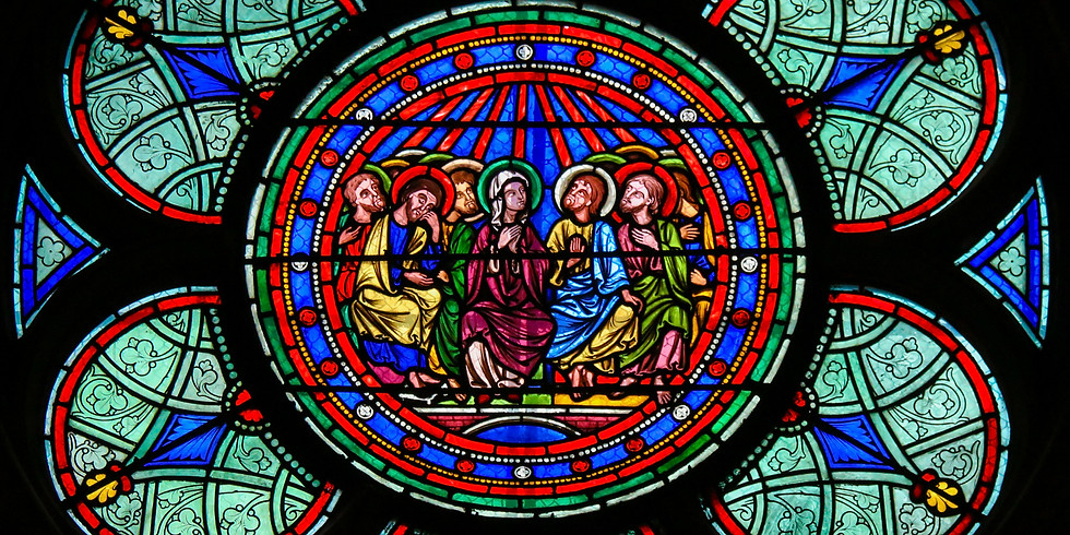 Spectrum of Light: A History of Stained Glass (1)