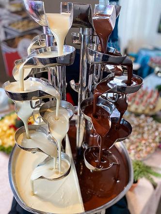 Double Chocolate Fountain.JPG