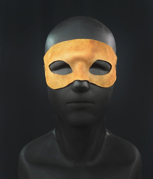 Small Leather Maskquerade / Costume Mask