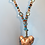 Thumbnail: Raw Copper Pendant Necklace jewelry accessory