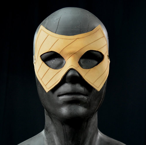 Angular Leather Masquerade / Costume Mask