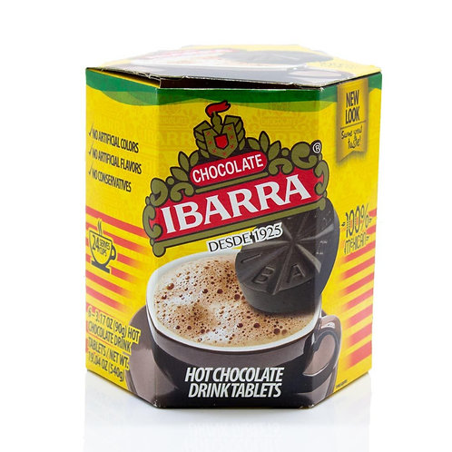 Chocolate Ibarra Box