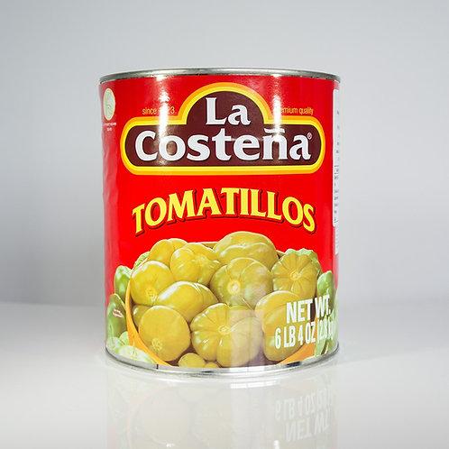 Tomatillo en Lata La Costena 2.8kg