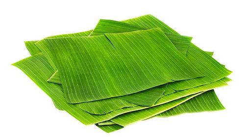Hoja de Platano (banana leaf) 453g