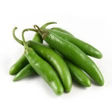 Serrano peppers 250g