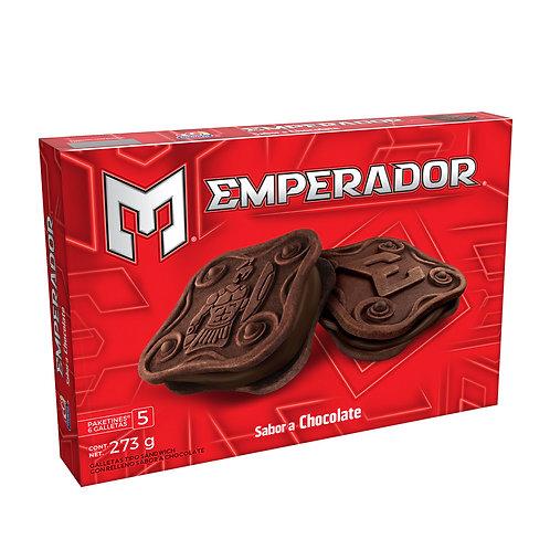 Galletas Emperador de Chocolate
