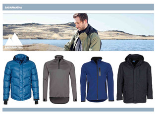 Outdoor wear for Sagarmatha