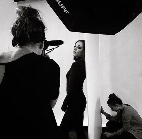 Fiona von Grey Photo Shoot