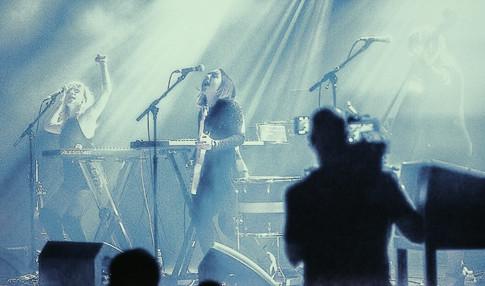VON GREY Live in concert