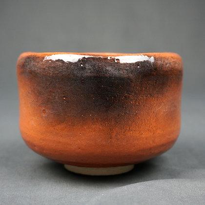 赤楽茶碗 北野焼