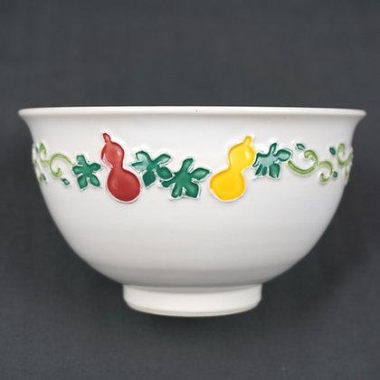 白交趾 六瓢茶碗 南山窯